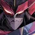 BOOM! Studios continue with its very action pack Megazord battle on Go Go Power Rangers on its eighth issue.