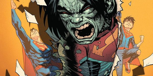 More insanity is bubbling as the Bizarroverse arc continues within the pages of Superman issue 43! Boyzarro has entered the world of Jon AKA Superboy, and develop a kinship with […]
