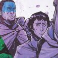 """With Volume 9, the Boom Comics title """"The Woods"""" concludes its run."""