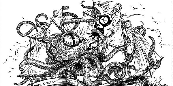 Discover The Strangest Coloring Book Of All Time in September 2018 BOOM! Studios is proud to announceTONY MILLIONAIRE'S SEA MONSTERS COLORING BOOK, an all-new nautical softcover collection of detailed, fun-to-color, […]