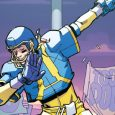 As first revealed today at Freaksugar, Valiant is proud to present your first look inside VALIANT HIGH #2 (of 4),