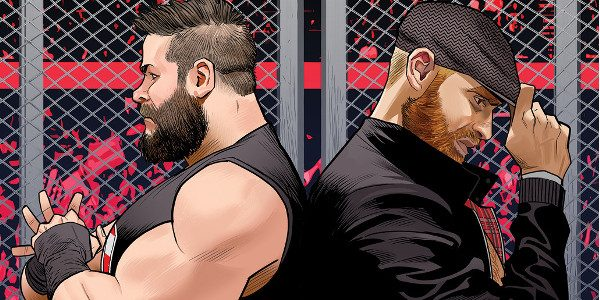 """BOOM! Studios and WWE announced """"Fight Forever,"""" a new storyline inWWE #18featuring the partnership between WWE Superstars Kevin Owens and Sami Zayn available in June 2018.  The two joined […]"""