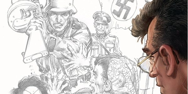 IDW reprints accounts of the Holocaust of the Second World War, as they were originally presented through the comic book medium, in the new hardcover collection We Spoke Out: Comic […]