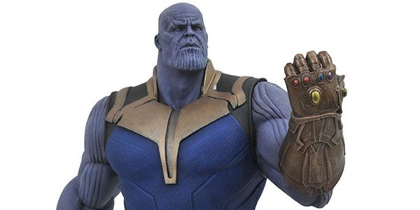 As anticipation has been building for next month's Marvel's Avengers: Infinity War, Diamond Select Toys has been hard at work preparing products based on the film. Now, they are ready […]