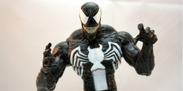 Toy Review Marvel Select Venom Action Figure Diamond Select
