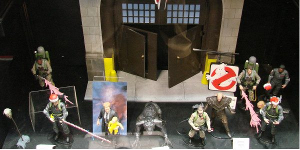 This week, construction continues at comic shops across North America, as more pieces of the Ghostbusters Firehouse arrive as part of Ghostbusters Select Action Figures Series 7! Continuing the new […]