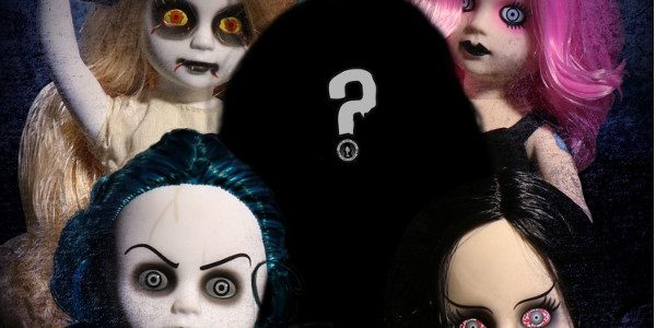 This year, the Living Dead Dolls are celebrating 20 Years of Terror…and to commemorate this momentous occasion we're creating a little mystery. The 20th Anniversary Series set contains five dolls, […]