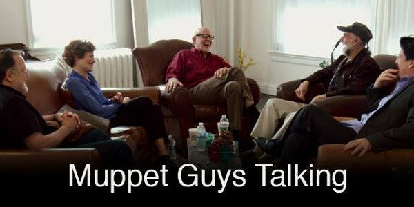 "This Friday, the all-new documentary MUPPET GUYS TALKING makes its worldwide debut exclusively online at www.MuppetGuysTalking.com.  Already, Vanity Fair has called it ""enchanting"" … it's ""the first great movie I've seen in […]"