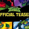 Nickelodeon today released the first trailer for its all-new animated series, Rise of the Teenage Mutant Ninja Turtles,