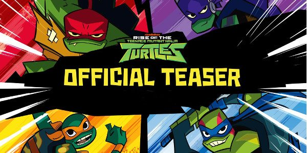 Nickelodeon today released the first trailer for its all-new animated series, Rise of the Teenage Mutant Ninja Turtles, which follows the band of brothers as they discover new powers and […]