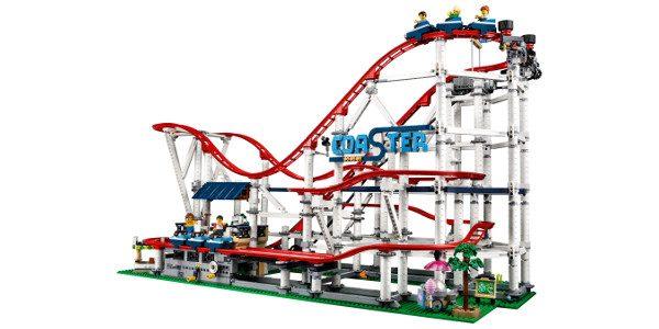 lego creator expert roller coaster. Black Bedroom Furniture Sets. Home Design Ideas