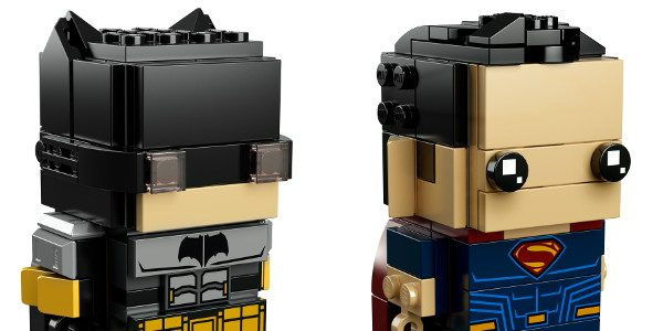 This morning, the LEGO Group unveiled a new duo-pack of LEGO BrickHeadz inspired by the blockbuster Justice League™ movie – LEGO BrickHeadz Tactical Batman™ and Superman™. Available May 1, the […]