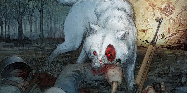 As revealed today at Comics Bulletin, Valiant is proud to present your first lookinsideBLOODSHOT SALVATION #9 – a stunning STANDALONE ORIGIN STORY featuring the never-before-seen history of the indestructible mammalian […]