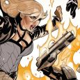 In issue 21 of DC's Batgirl; Birds of Prey, things get hot. Burnrate hot!!