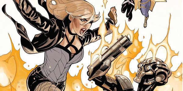 In issue 21 of DC's Batgirl; Birds of Prey, things get hot. Burnrate hot!! Here's the thing: jumping into Batgirl, Birds of Prey at issue 21 is a little tough. […]