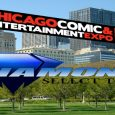 It's that time of year again, when fans from all over head for Chicago, for the Chicago Comic and Entertainment Expo, a.k.a. C2E2!
