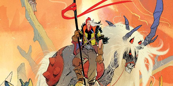 Discover The Last Hope For A Broken Fantasy World in May 2018 BOOM! Studios is proud to unveil your first look atCODA, a new twelve-issue series from Eisner-nominated writer Simon […]
