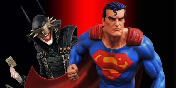 Diamond Select Toys' Gallery line of PVC dioramas is expanding into new worlds! After exploring the worlds of DC animation and DC television, the Gallery has found a home in […]