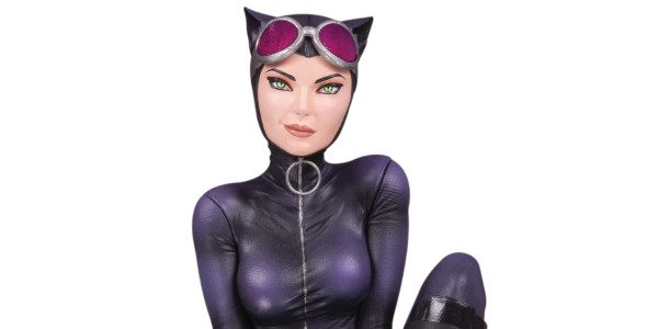 Catwoman will join the bestselling DC Collectibles statue line in November 2018 Eisner-nominated artist Joëlle Jones announced today during the DC Universe panel at C2E2, that the mischievous Catwoman will […]