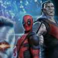 Rob Liefeld Recreates Seminal Cover Of Deadpool's First Comic Book Appearance For Exclusive Deadpool 2 Poster, Available As Free Gift To Fandango Ticket-Buyers Beginning Today!