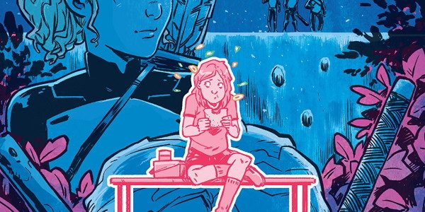 BOOM! Studios' Lucy Dreaming issue 2 is a charming tale of preteen drama, but its lead character, Lucy, would fly off in a rage at hearing this! Lucy has the […]