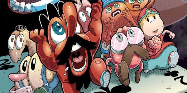 If you are looking for a unique comic to read this one is the one you need! If you ever read the numbskulls in the beano or watched inside out […]