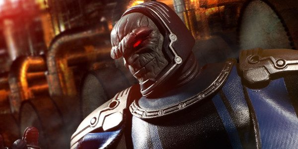 Darkseid, Overlord of Apokolips, joins the One:12 Collective. The One:12 Collective Darkseid figure is the first ever fully articulated Poly-Stone figure featuring a newly created One:12 Collective body that encompasses […]