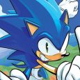 IDW Comics proudly presents one of Sega's biggest franchises and it loving fastest hedgehog in Sega's universe in Sonic The Hedgehog on its first issue.
