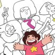 "Publisher and Cartoon Network Announce Official ""Steven Universe Coloring Book"""