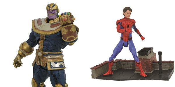 As the world celebrates the release of Marvel's Avengers: Infinity War, perhaps the most anticipated superhero film of all time, Diamond Select Toys has teamed up with the Disney Store […]
