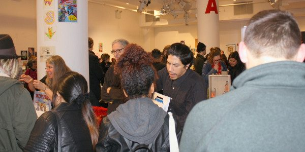MoCCA Art Fest proves once again that comic book are not just about heroes in spandex. The MoCCA Art Fest is definitelyone of the more eclecticcomic conventions out there. MoCCA […]