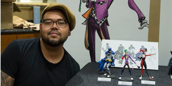 Popular Artist Brings His Contemporary Style to the DC Universe in a New Line of Designer Vinyl Figures by DC Collectibles Inspired by the popular artist alley convention experience, the […]