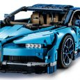 Billund, 1st of June 2018. LEGO Group and Bugatti Automobiles S.A.S. have today revealed the new LEGO® Technic™ Bugatti Chiron. The 1:8 scale super car will be available from June […]