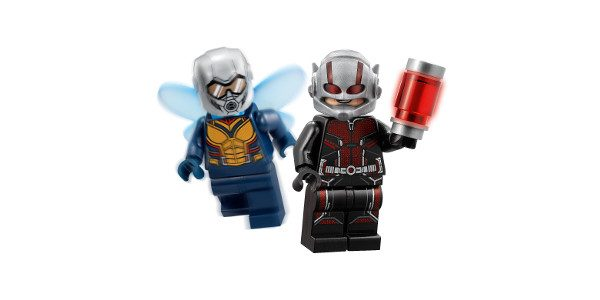 This morning, on the heels of the recent release of the Ant-Man and The Wasp trailer, the LEGO Group revealed a LEGO Marvel Super Heroes building set based on the […]