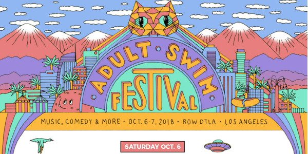 "Thundercat, Hannibal Buress, Jena Friedman, Zola Jesus Join Run The Jewels "" order_by=""sortorder"" order_direction=""ASC"" returns=""included"" maximum_entity_count=""500″] Debuting October 6-7th in Downtown Los Angeles, the first annual Adult Swim Festival has announced an […]"