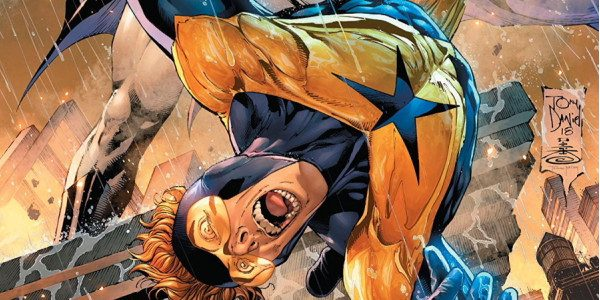 Aaaw man I'm really feeling for Booster Gold in this issue, pretty sure it was a sweet gift in theory but its went rather awry. Booster is a Brilliant character, […]