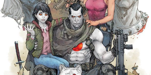The long road to salvation ends here! As revealed at Inversetoday, Valiant is proud to present a special first look at BLOODSHOT SALVATION #12, the astonishing finale to one of […]