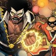 It's 'DC Comics meets Hanna Barbera' again, in Black Lightning/Hong Kong Phooey #1.