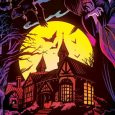 New from Dark Horse comes Blackwood #1. And in viewing my crystal ball, I predict a hit title!