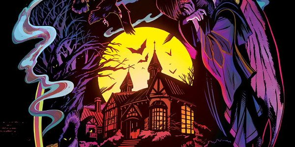 New from Dark Horse comes Blackwood #1. And in viewing my crystal ball, I predict a hit title! The four-issue Blackwood miniseries is written by Evan Dorkin, and illustrated by […]