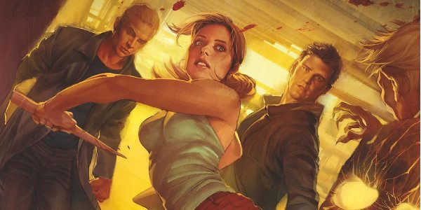 """""""Buffy the Vampire Slayer Omnibus: Tales"""" Collects Stories of Slayers and Vampires Through Time """" order_by=""""sortorder"""" order_direction=""""ASC"""" returns=""""included"""" maximum_entity_count=""""500″] Buffy Summers isn't the first Slayer…and she certainly won't be the […]"""