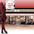 Just in time for Deadpool 2 to hit theaters, America's favorite anti-hero is taking over 7-Eleven stores nationwide starting on May 7th.