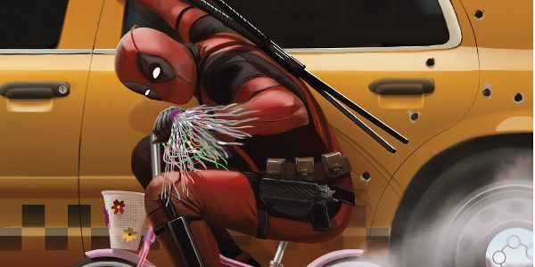 20th Century Fox, IMAX and DeviantArt have teamed up in an exclusive partnership to find the perfect deviant artist for the DEADPOOL 2 Official IMAX Poster!  Deviants were able to see five beloved 'celebrity' […]