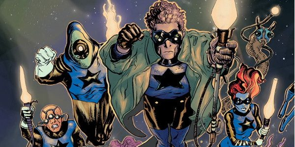 It's a candidate for the comic with the longest name, but what does Doctor Star & The Kingdom of Lost Tomorrows (from the world of Black Hammer)#3, from Dark Horse, […]