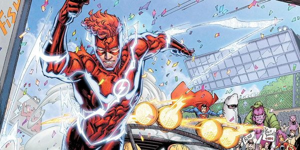 DC Comics and Hannah Barbera team up with a set of crossovers! One crossover, in particular, is The Flash and Speed Buggy!! DC Comics and Hannah Barbera have done a […]