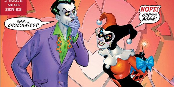 Another fun romp down Harleys relationship Road as she settles down with the Joker, well as much as anyone can with him around The artwork on this is exactly what […]