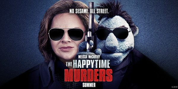 """STX Entertainment has released the trailer for The Happytime Murders """" order_by=""""sortorder"""" order_direction=""""ASC"""" returns=""""included"""" maximum_entity_count=""""500″] THE HAPPYTIME MURDERS Red Band Trailer https://youtu.be/-eks8LG72uo Genre: Action Comedy Cast: Melissa McCarthy, Maya Rudolph, […]"""