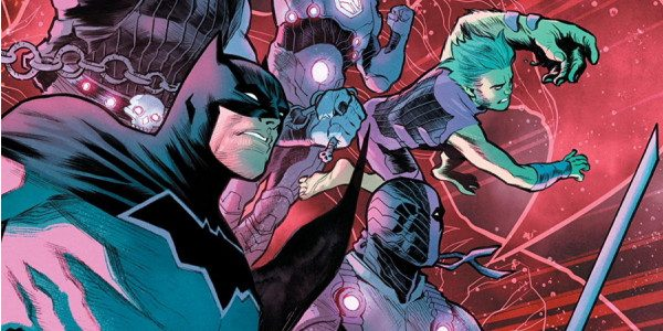 Prior to the death of Brainiac, he assembled four different groups consisting of various mainstay teams of the DC Comics universe. The Justice League, the Teen Titans, Justice League Dark, […]