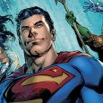It's the start of the new WEEKLY comic title from DC: The Man of Steel #1!
