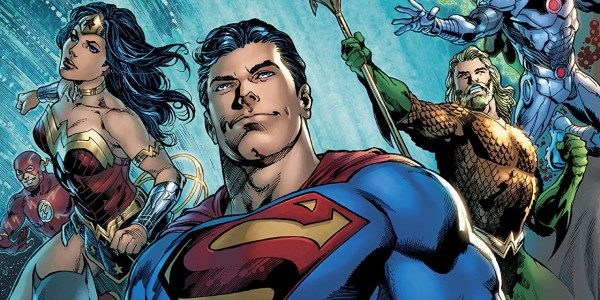 It's the start of the new WEEKLY comic title from DC: The Man of Steel #1! In Part 1, written by Brian Michael Bendis, and illustrated by Ivan Reis, Jay […]